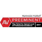 Peer Reviewed - Martindale Hubbell