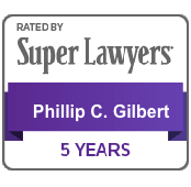 Super Lawyers member - 5 years